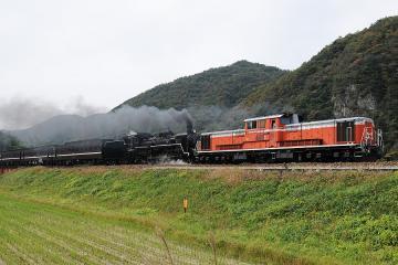 長門峡_DD51+C571(5)
