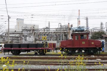 三井化学専用鉄道(28)