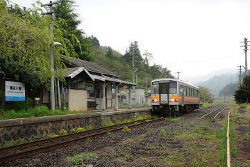 備後八幡駅(11)
