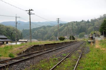 備後八幡駅(13)
