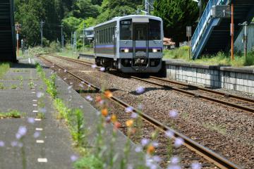 渋木駅(27)