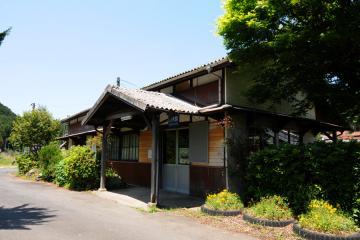 渋木駅(2)