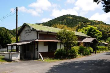 渋木駅(3)