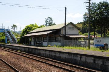 渋木駅(4)