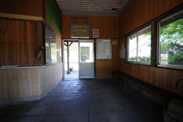 渋木駅(7)