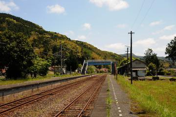 渋木駅(9)