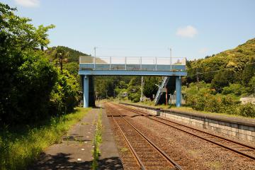 渋木駅(10)