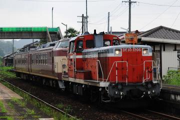 クモヤ201207(2)