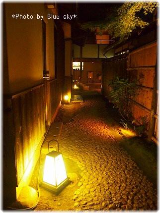 夜の路地裏