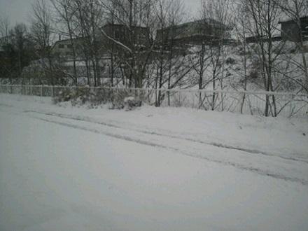 2014初雪