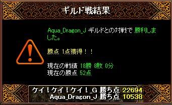 Aqua_Dragon結果