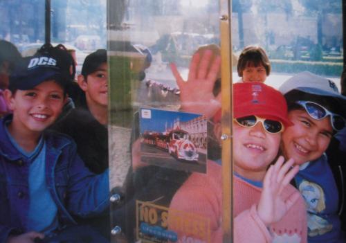 ポルトガルの子供達