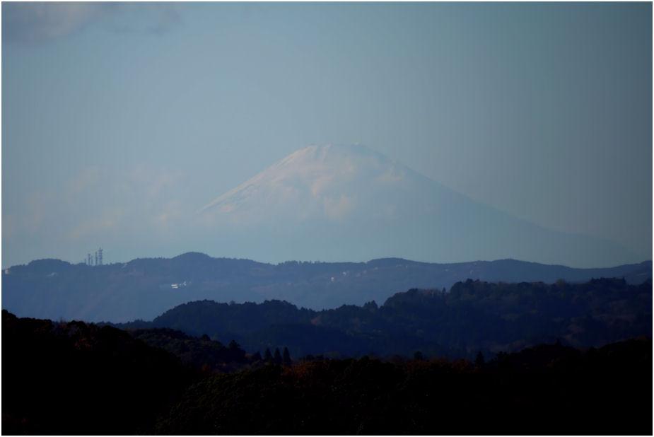 大塚山眺望