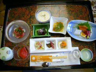 宮本の湯 食事