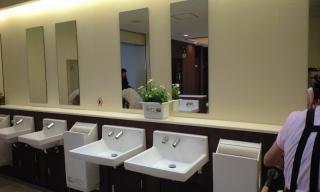 海老名SA トイレ1