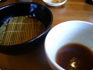 つけ蕎麦 KATSURA 完食1