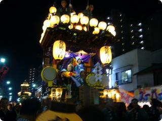 川越祭り みこし6