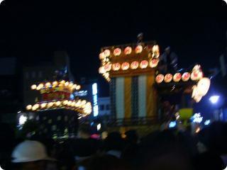 川越祭り みこし3