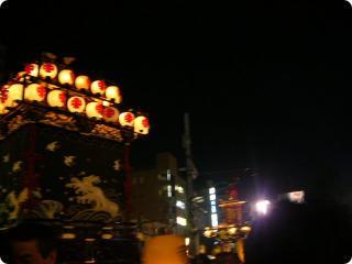 川越祭り みこし2