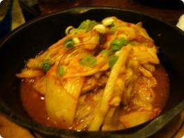錦 豚キムチ