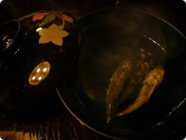 黒茶屋 鰍骨酒