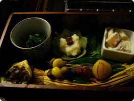 黒茶屋 前菜 小箱1