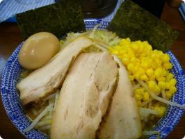 特製ぶた蕎麦