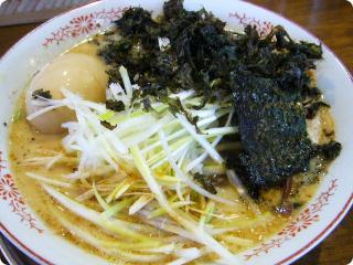 哲麺 しょうゆとんこつ