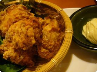 和民 鶏の唐揚げ