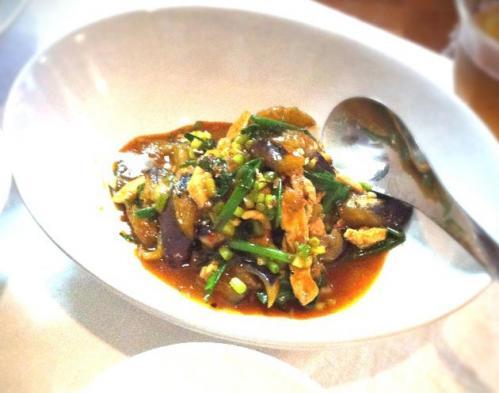 美味しい!麻婆茄子 2010.10.26