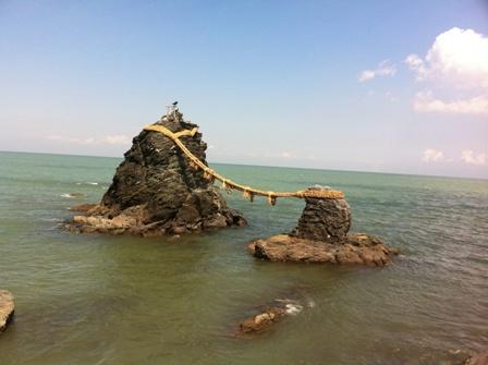 2011 9 8 夫婦岩