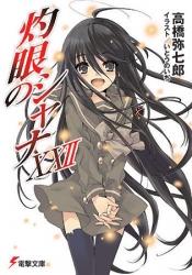 高橋弥七郎さんの「灼眼のシャナ」22巻(電撃文庫)が1位だった。