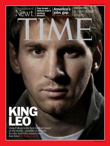 TIME誌 KINGLEO