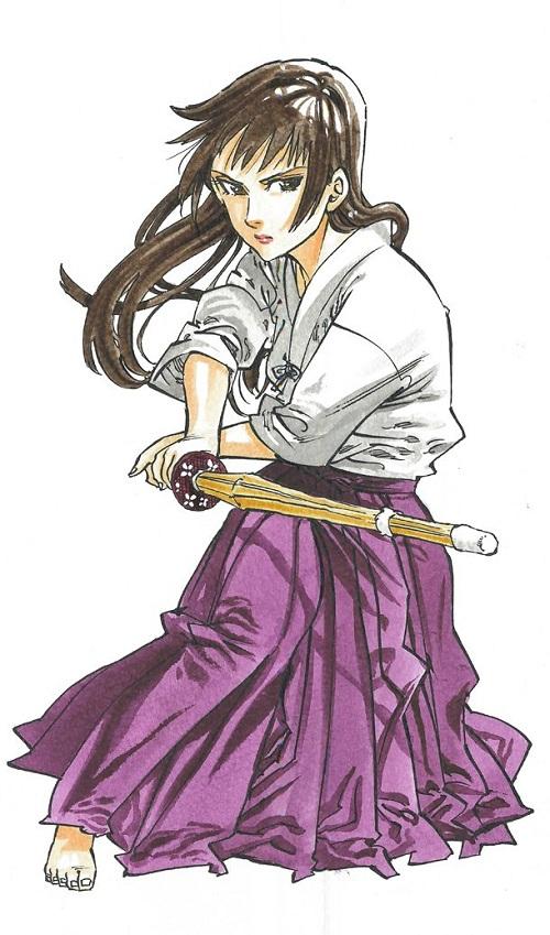 「ちぐはぐラバーズ」に登場する姉・爽。