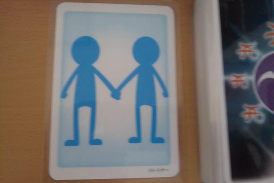 12月13日八幡様カード:パートナー
