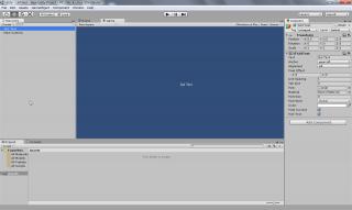 Unity GUIText 02
