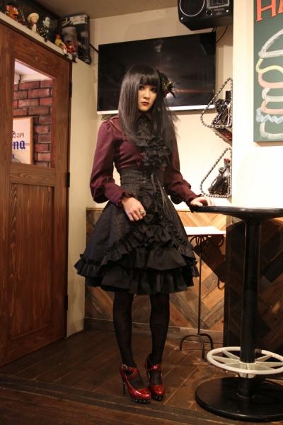 モデル:BOZ名古屋スタッフ あっこ