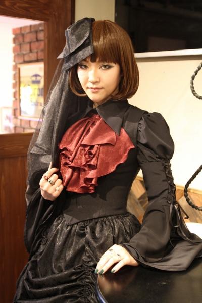 モデル:BOZ名古屋モデル makyou