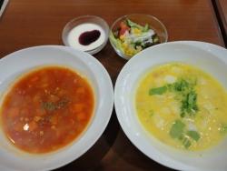聖庵 阿佐ヶ谷 具だくさんスープセット