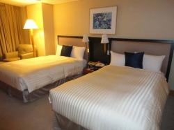 横浜ベイホテル東急 ベッド