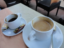 Grand Saint Michel Hotel** and Restaurant コーヒー
