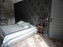 Hotel La Roseraie CHENONCEAUX お部屋