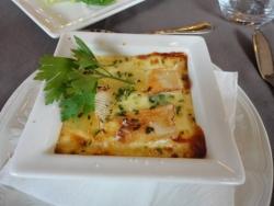 Le Relais Chenonceauxレストラン