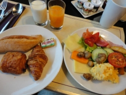 コンコルドモンパルナス 朝食2