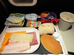 エールフランス機内食