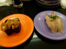 回転寿司 和楽
