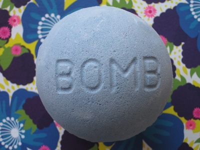 Blackberry Bath Bomb (恋の導火線)