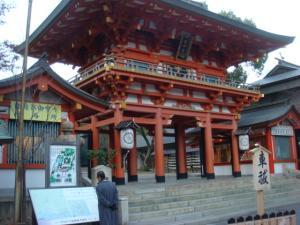 生田神社①