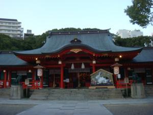生田神社②