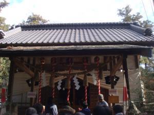 ①尾崎神社